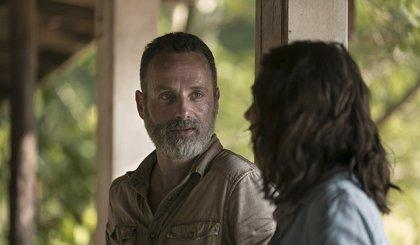 Andrew Lincoln ya propuso películas de The Walking Dead en la 3ª temporada