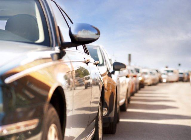 Recurso de vehículos, atasco