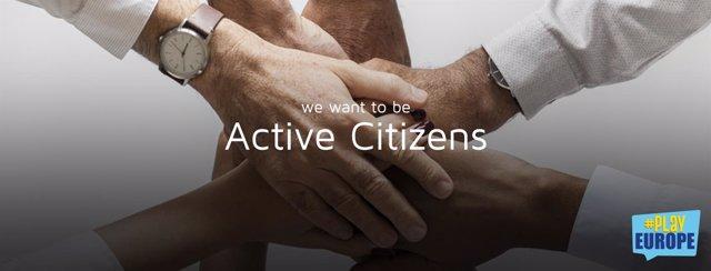 PlayEurope quiere que los jóvenes europeos se conviertan en ciudadanos activos