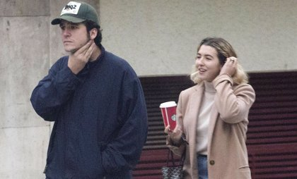 Alba Díaz celebra su cumpleaños con Froilán y los suyos sin querer mostrar a su nuevo novio