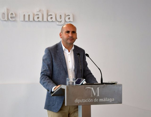 Francisco conejo psoe diputación de málaga psoe-A relaciones institucionales