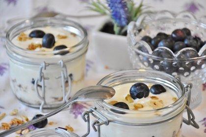 Yogur, arándanos, coles, salmón y nueces, los alimentos más saludables, según una experta de la Universidad de Harvard
