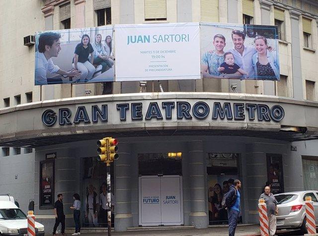 JUAN SARTONI
