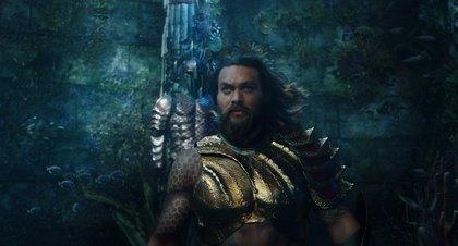 Jason Momoa lidera una Haka en la premiere de Aquaman... con tridente incluido (VÍDEO)