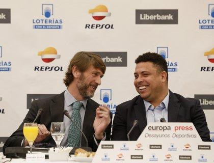 """Ronaldo: """"Tener a Valladolid ilusionada es mejor que meterle un 'hat trick' al Barça"""""""