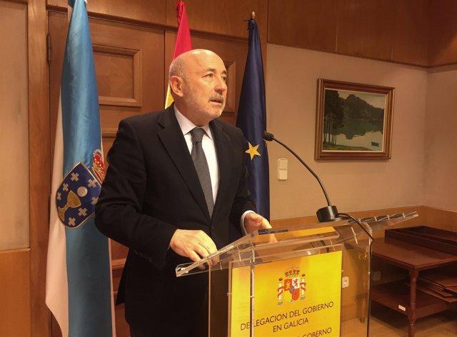 Javier Losada contrato fragatas