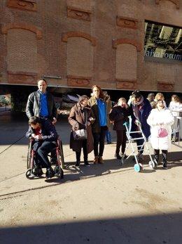 Encuentro artes inclusivas