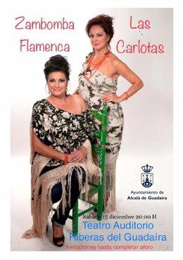 Zambomba Flamenca 2018 en Alcalá.