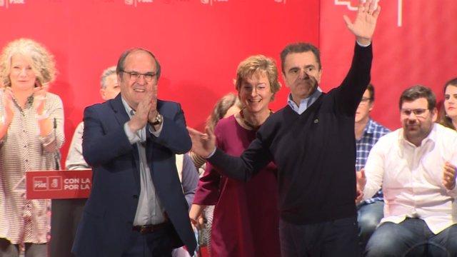 Gabilondo participa en el acto público 'Un proyecto para Madrid'