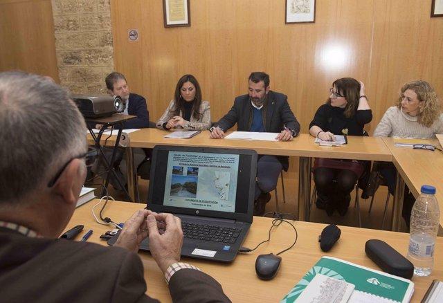 Presentación del estudio Vía Verde Entre Rios de la Diputación
