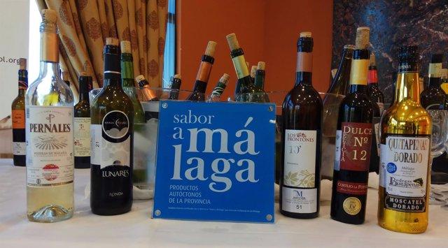 Vinos galardonados con premios sabor a málaga denominación de origen caldos 2018