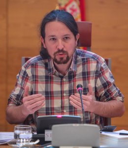 Pablo Iglesias comparece en Comisión de Investigación sobre la financiación de l