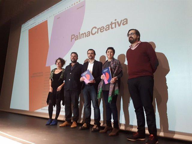 La Palma Creativa se presenta en sociedad