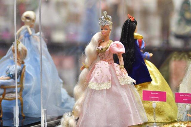 Exposición de Barbie en Xanadú
