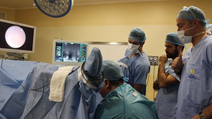 Extirpar la próstata en algunos casos puede añadir hasta tres años más de vida