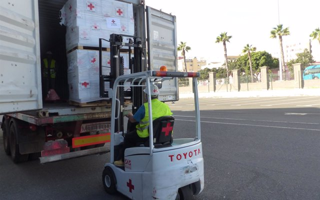Cruz Roja destina 50.000 euros al envío de ayuda humanitaria a Chad