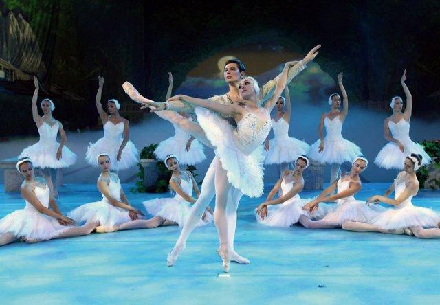 El Ballet Imperial Ruso
