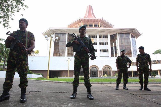 Sede del Tribunal Supremo de Sri Lanka