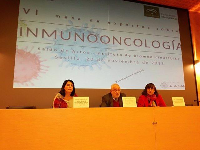 Jornada sobre avances en inmunoterapia en cáncer