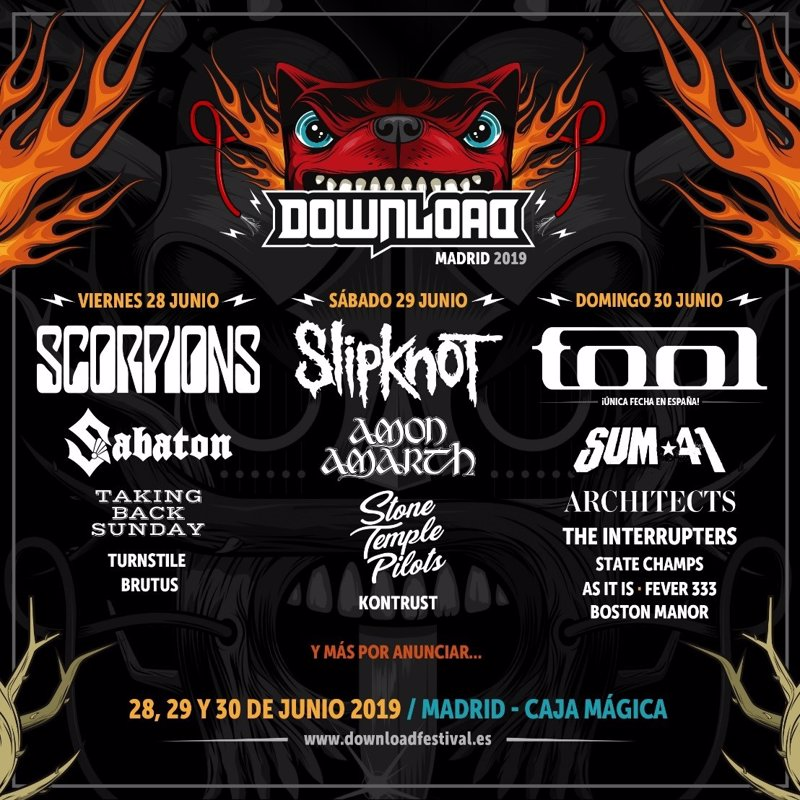 Download Festival   | Dates, Location & Lineup | Book ...