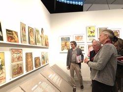 El Museu del Disseny exposa la publicitat quotidiana de principis del segle XX (EUROPA PRESS)