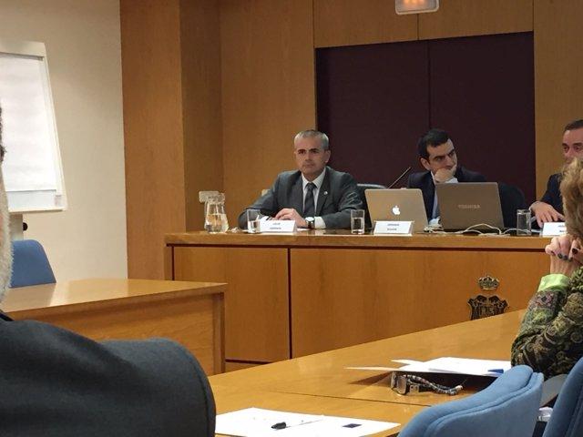 Andrade participa en seminario contra radicalización violenta CIFAL