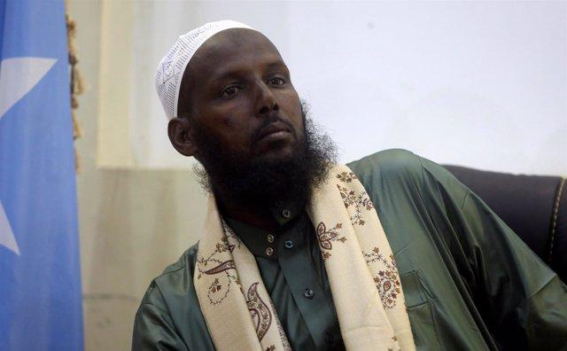 Mujtar Robow Abu Mansur, antiguo portavoz de Al Shabaab