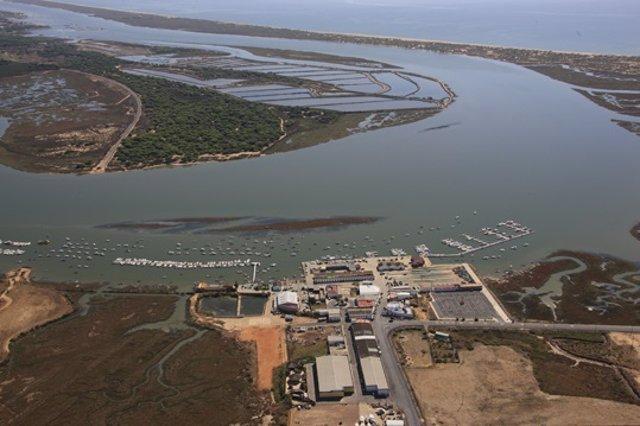 Puerto de El Terrón, Lepe.