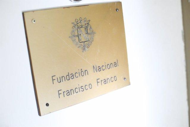 La Fundación Francisco Franco