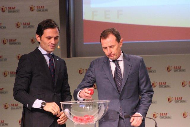 Emilio Butragueño, director Relaciones Institucionales del Real Madrid