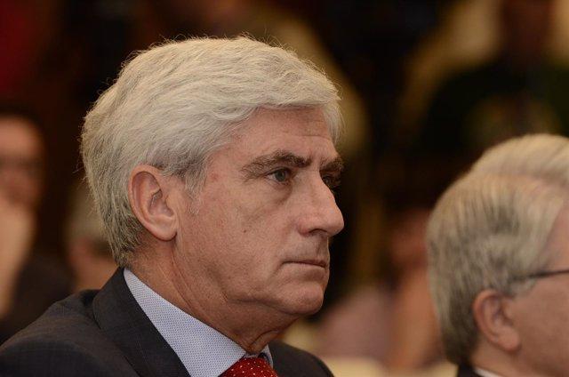 Clemente Villaverde, consejero del Atlético de Madrid