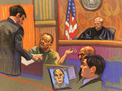 El narco Jorge Cifuentes desmonta el Cártel de Sinaloa en el juicio contra 'El Chapo'