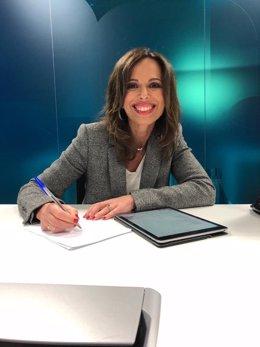 La portavoz del grupo municipal del PP Rocío Díaz