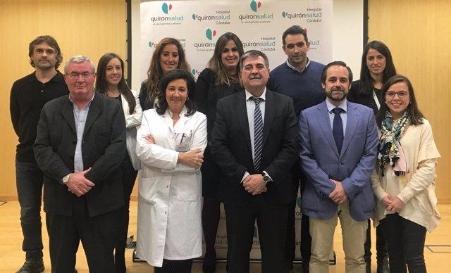 Presentación de la Unidad de Prevención de Fracturas por Osteoporosis