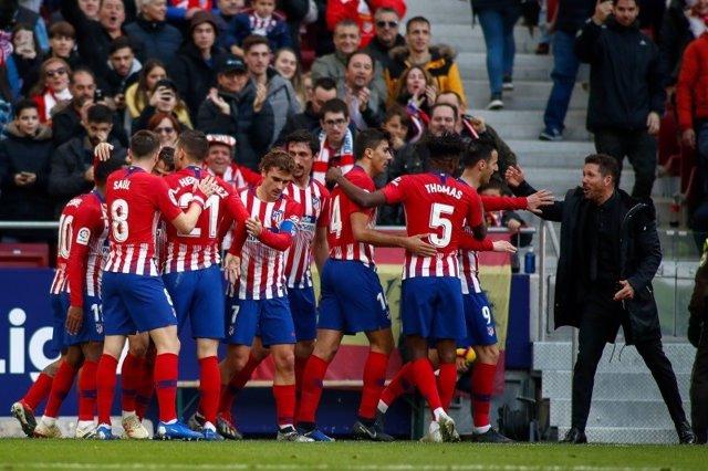 Atlético Alavés Simeone
