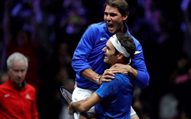 Nadal volverá a la Laver Cup de Federer en 2019