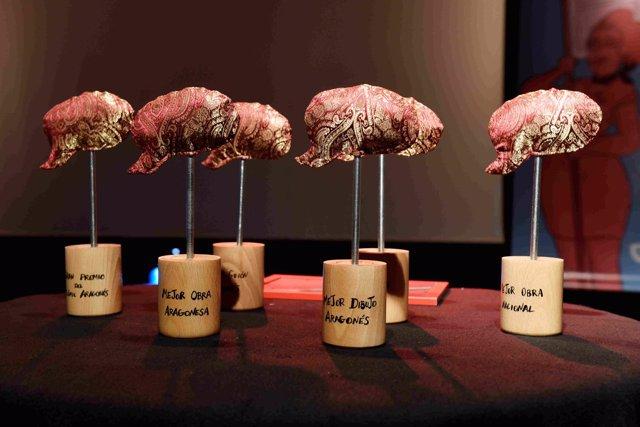 Premios Cómic Aragonés