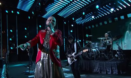 VÍDEO: The Smashing Pumpkins tocan nuevas canciones en Jimmy Kimmel Live