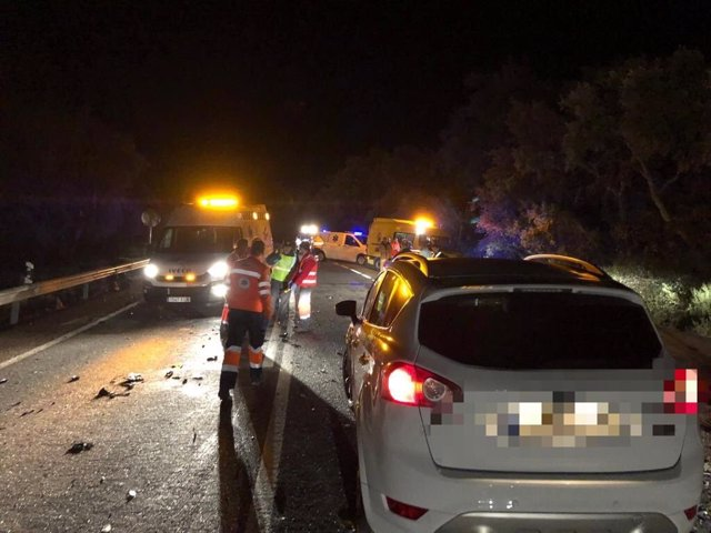 Accidente mortal en Jerez de los Caballeros