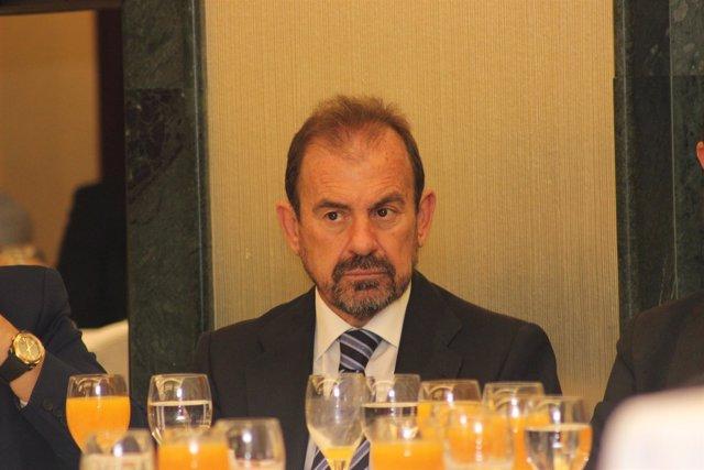 Ángel Torres Sánchez (Presidente Getafe Club de Fútbol S.A.D.)