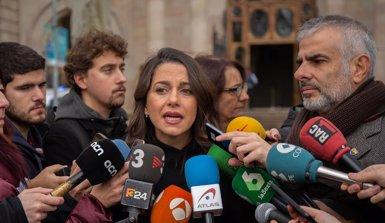 """Cs es querella contra Torrent per """"no complir"""" la suspensió dels diputats dictada pel TS (EUROPA PRESS)"""