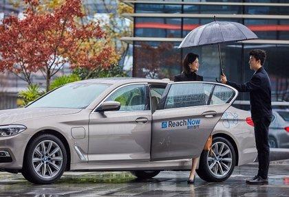 BMW competirá con Uber en Chengdu (China) con vehículos de transporte con conductor