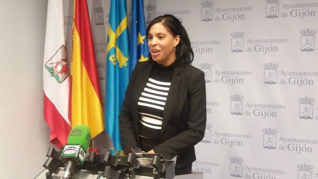 Yahima Martínez, cónsul Cuba para Galicia, Asturias y Cantabria