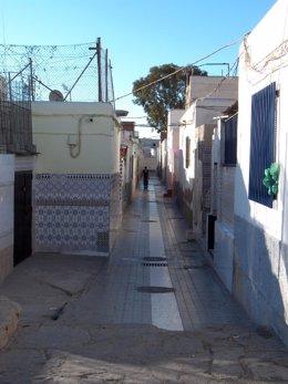Barrio de El Puche en Almería