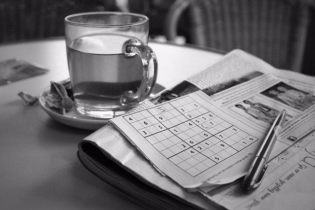 Sudoku, pasatiempos