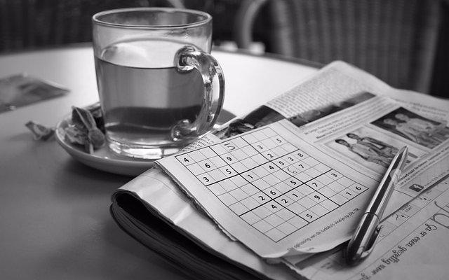 Los crucigramas y el sudoku son buenos para la mente, pero no pueden detener su deterioro