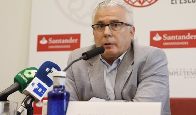 "Un jutge de Madrid investiga Garzón per ""confabular"" amb Villarejo el cas Gürtel (MARTA FERNÁNDEZ/EUROPA PRESS - Archivo)"