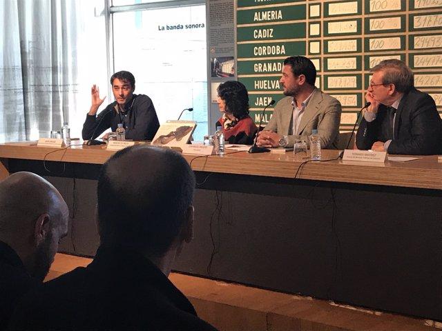 Presentación del Anuario 16-17 de intervenciones en fosas comunes del franquismo