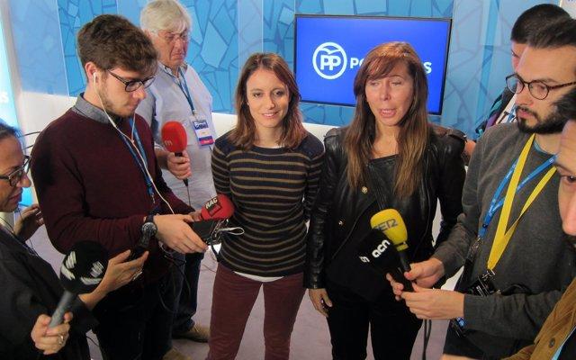 Levy (PP), sobre Fernández Díaz y Cosidó: 'Uno debe saber el momento de no perjudicar al partido y dar un paso atrás'