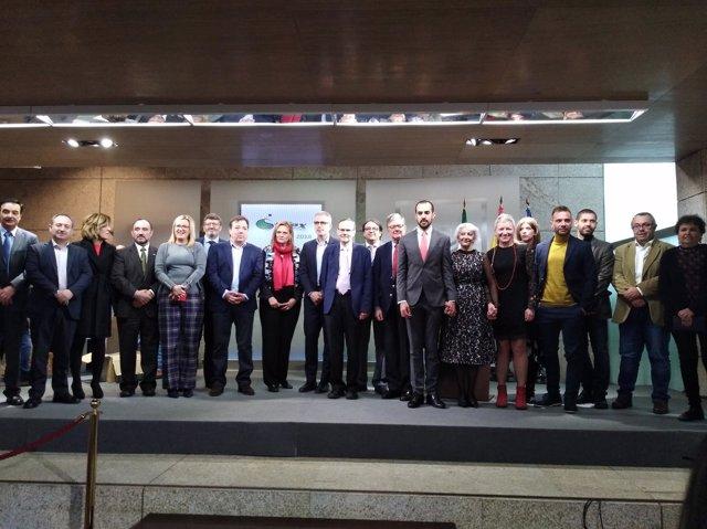Entrega de premios a la Accesibilidad Universal Otaex 2018